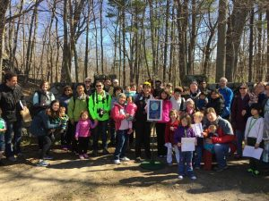 Middlesex Fells Fall StoryWalk @ Greenwood Park (Across from Stone Zoo)